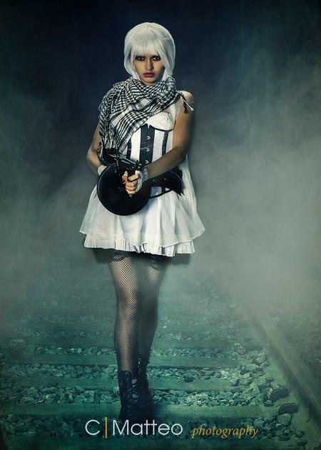 Tommy Gun Girl